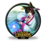 96x96px size png icon of Ahri Dynasty Chinese artwork