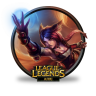 96x96px size png icon of Ahri Foxfire