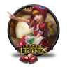 96x96px size png icon of Annie Red Riding Chinese artwork