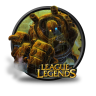 96x96px size png icon of Blitzcrank Chinese Artwork