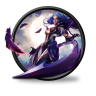 96x96px size png icon of Diana Dark Valkyrie
