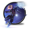 96x96px size png icon of Ezreal Pulsefire without LoL logo