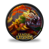 96x96px size png icon of KogMaw Lion Dance