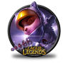 96x96px size png icon of Teemo Astronaut