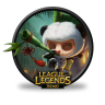 96x96px size png icon of Teemo Panda