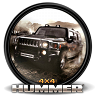 96x96px size png icon of Hummer 4x4 1
