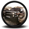 96x96px size png icon of Hummer 4x4 2