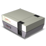 96x96px size png icon of Nes Console