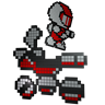 96x96px size png icon of Blaster Master
