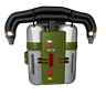96x96px size png icon of GTA San Andreas Jetpack