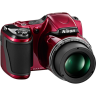96x96px size png icon of Camera Nikon Coolpix L820 02