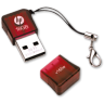 96x96px size png icon of Pen Drive HP 165w 16GB Red