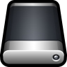 96x96px size png icon of Device External Drive Generic