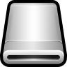 96x96px size png icon of Device External Drive Removable