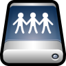 96x96px size png icon of Device External Drive Sharepoint
