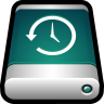 96x96px size png icon of Device External Drive Time Machine