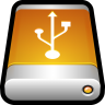 96x96px size png icon of Device External Drive USB