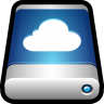 96x96px size png icon of Device External Drive iDisk