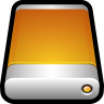 96x96px size png icon of Device External Drive