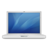 96x96px size png icon of ibook g4 12