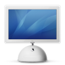 96x96px size png icon of imac g4