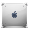 96x96px size png icon of powermac g4 graphite