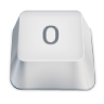 96x96px size png icon of 0