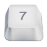 96x96px size png icon of 7