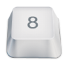 96x96px size png icon of 8