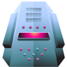 96x96px size png icon of server platinum