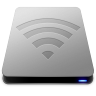 96x96px size png icon of AirPort Disc Drive