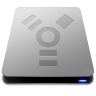 96x96px size png icon of Firewire HD Drive