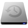 96x96px size png icon of Time Machine Drive