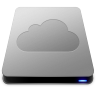96x96px size png icon of iDisk Drive
