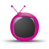 96x96px size png icon of television 01