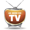 96x96px size png icon of television 02