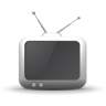 96x96px size png icon of television 03