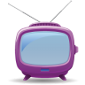96x96px size png icon of television 04