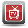 96x96px size png icon of television 05