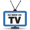 96x96px size png icon of television 07