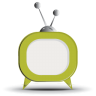 96x96px size png icon of television 12