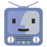 96x96px size png icon of Terebi Finder Flat