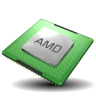 96x96px size png icon of CPU AMD