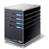 96x96px size png icon of Home Server