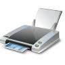 96x96px size png icon of Inkjet Printer