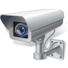 96x96px size png icon of Security Camera