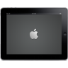 96x96px size png icon of iPad Landscape Apple Logo