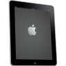 96x96px size png icon of iPad Side Apple Logo