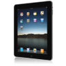 96x96px size png icon of iPad front askew right