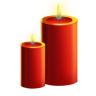 96x96px size png icon of Candles